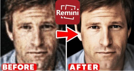 Cara Menggunakan Remini Pro
