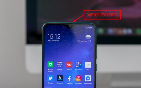 cara mematikan sensor proximity xiaomi